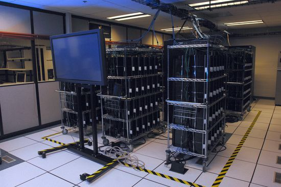 Суперкомпьютер из PlayStation 3