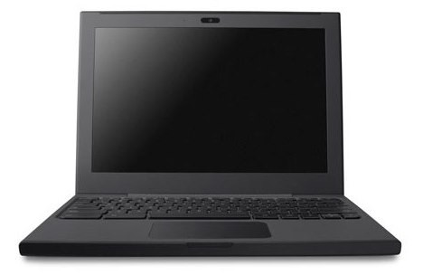 Google представил Cr-48, первый ноутбук на Chrome OS