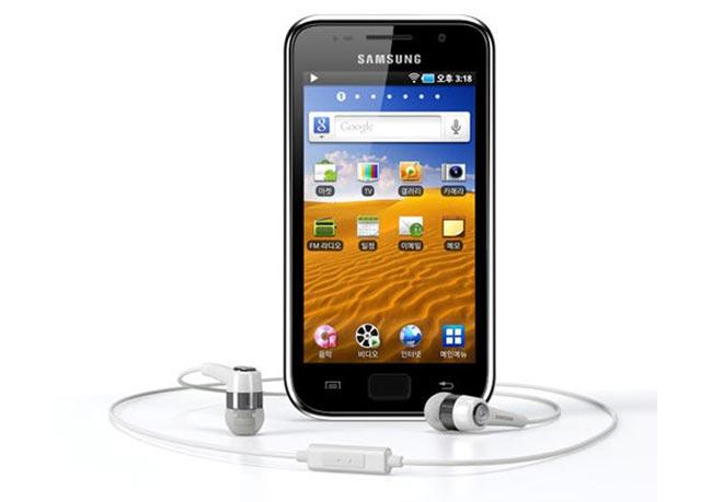 Новый Android-плеер Samsung Galaxy Player YP-GB1 продемонстрируют на CES 2011
