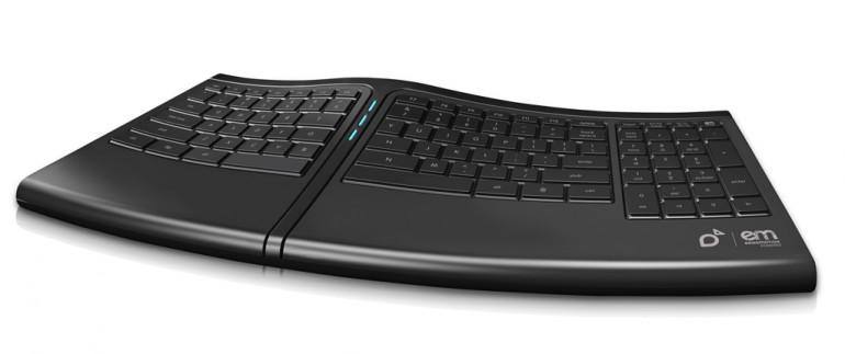 Оригинальная эргономичная клавиатура Engage от SmartFish Technologies