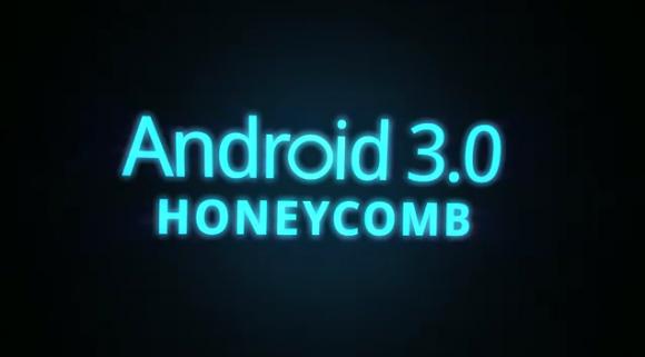 Android 3.0 Honeycomb: видео от Google