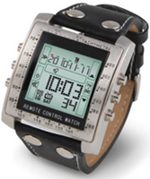 The Television Remote Control Wristwatch