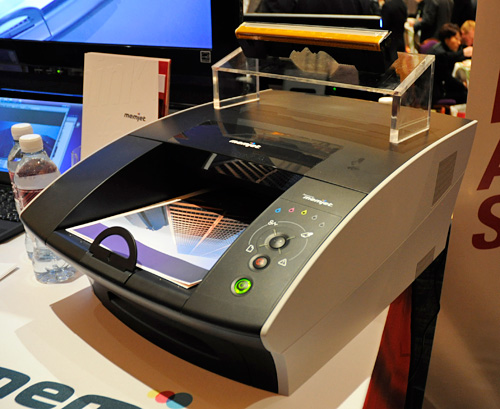 Невероятно производительный струйный принтер от Memjet