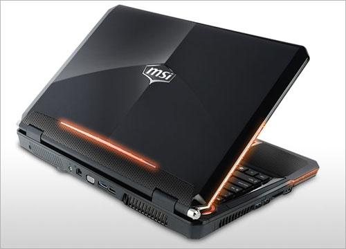 Игровой ноутбук от MSI с процессором Sandy Bridge