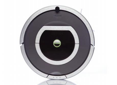 Scooba 230 – миниатюрный роботизированный уборщик от iRobot