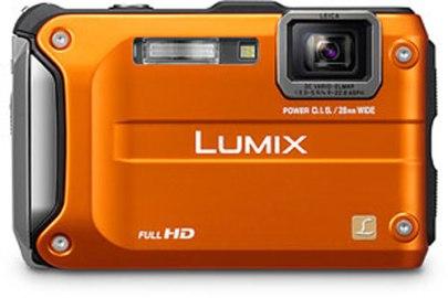 Защищенный 3D-фотоаппарат Panasonic Lumix TS3