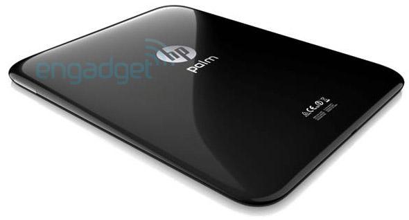 В феврале HP анонсирует два новых планшетника?