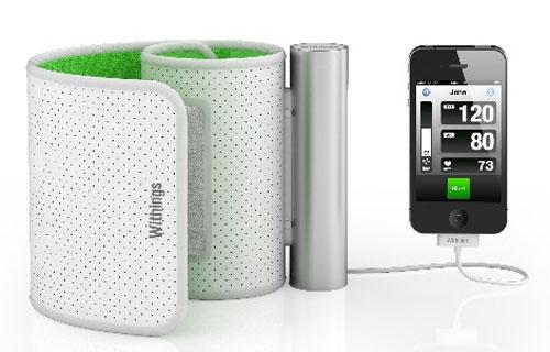 Тонометр для iPhone от Withings