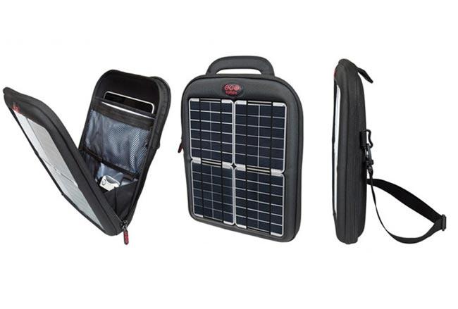 Solar Spark – надежная защита и зеленая энергия для планшетника