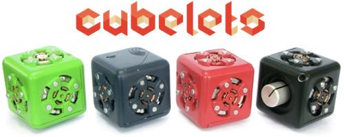 Роботизированные кубики Cubelets: лучшее – детям!