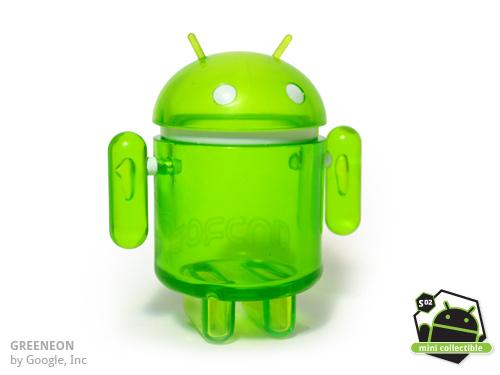 Второе поколение игрушек Android Toys выходит в марте