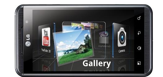 Смартфон LG Optimus 3D представлен официально