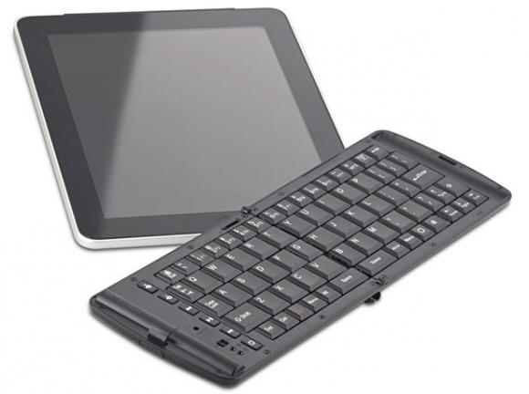 Мобильная клавиатура для iPad и iPhone от Verbatim