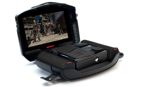 Портативный кейс для Xbox 360 и PS3 Slim