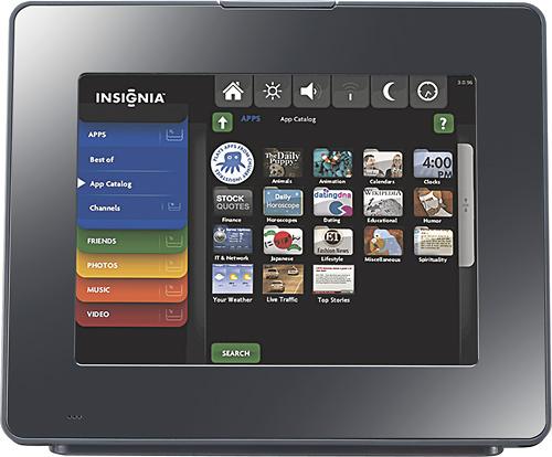 Insignia Infocast