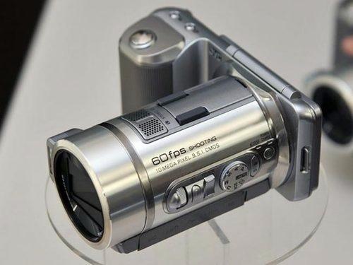 JVC GX-PX1