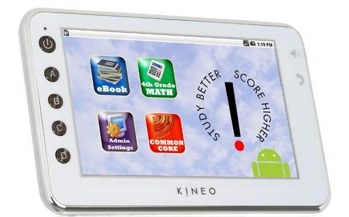 Brainchild Kineo – планшетник для школьников