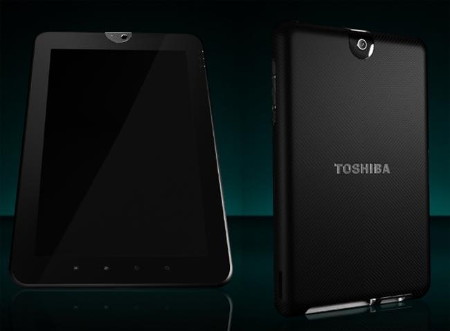 Планшетник под Honeycomb от Toshiba будет называться Antares?
