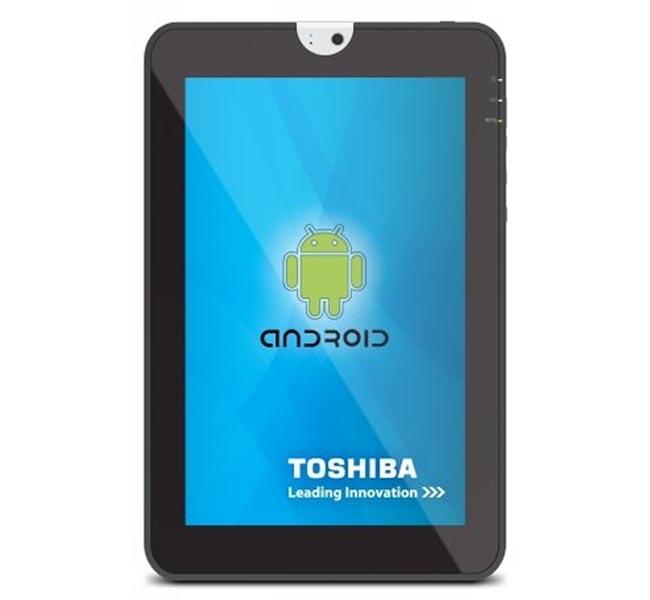 10,1-дюймовый Honeycomb-планшетник от Toshiba: фото и характеристики