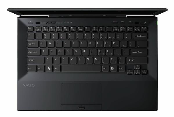 Начался предзаказ на ноутбуки Sony VAIO S