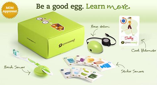 GreenGoose System превратит жизнь в компьютерную игру