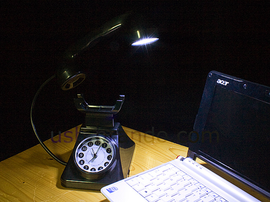 USB Retro Telephone Light
