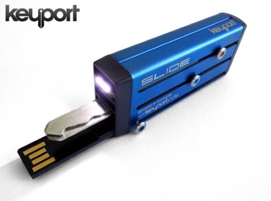 Keyport Slide