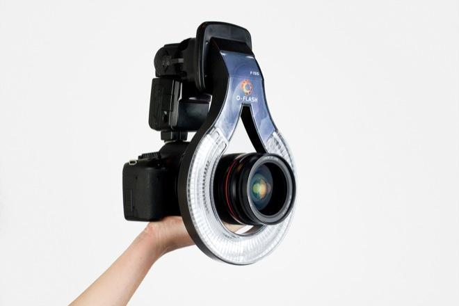 Кольцевой адаптер для вспышки Ring Flash Adapter – дешевле, чем самодельный