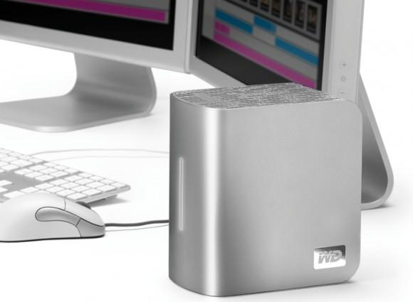6-терабайтовый внешний накопитель Western Digital My Book Studio Edition II
