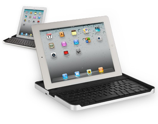 Кейс от Logitech добавит iPad 2 клавиатуру