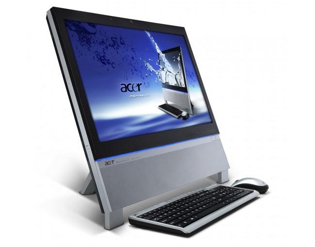 Десктоп Acer Aspire Z5763 – 3D и жестовое управление