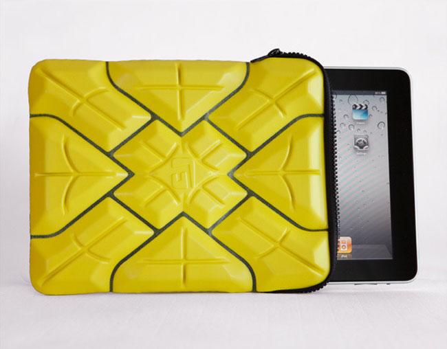 G-Form iPad Extreme Sleeve – теперь iPad не страшны шары для боулинга