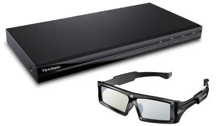 3D-конвертер для проекторов и обновленные 3D-очки от ViewSonic