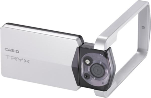 Камера Casio TRYX уже в продаже