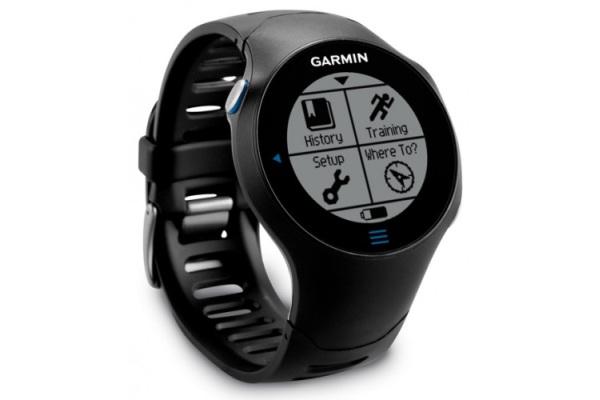 Спортивные часы с сенсорным экраном от Garmin