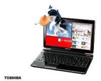 3D-ноутбук Toshiba одновременно показывает двухмерное и трехмерное изображение