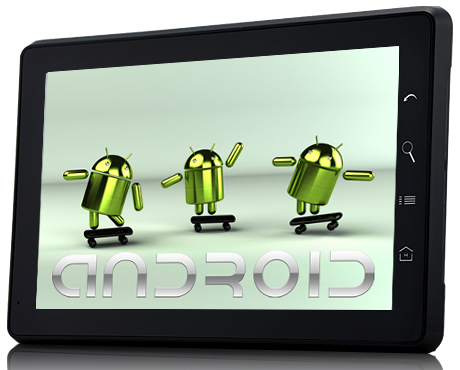 Eximus 7 Inch Android Internet Tablet