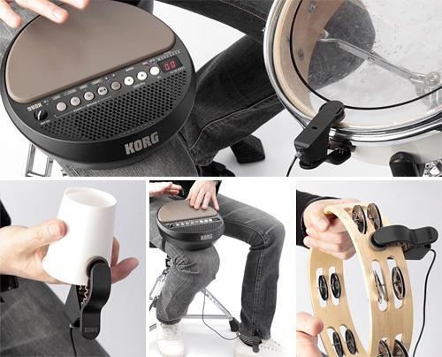 Синтезатор-перкуссия Wavedrum Mini – лучший подарок для ударника-любителя