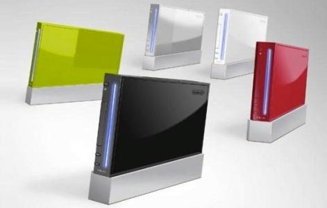 Новое поколение консоли Nintendo Wii выпустят в 2012 году