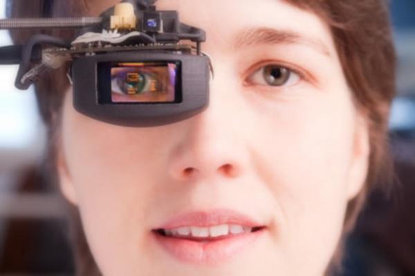 Новый микродисплей для дополненной реальности в стиле Терминатора