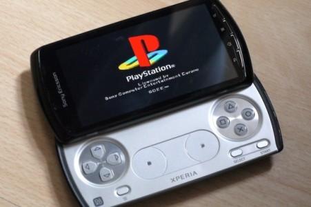Игровой смартфон Sony Ericsson XPERIA Play поступил в продажу