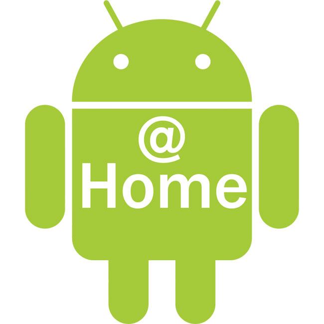 Android @ Home – домашняя революция от Google