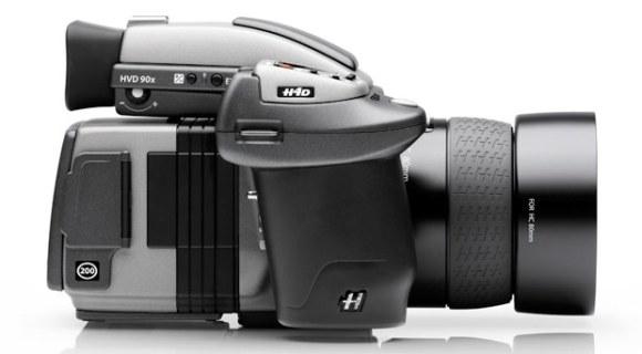 Новый 200-мегапиксельный фотоаппарат от Hasselblad