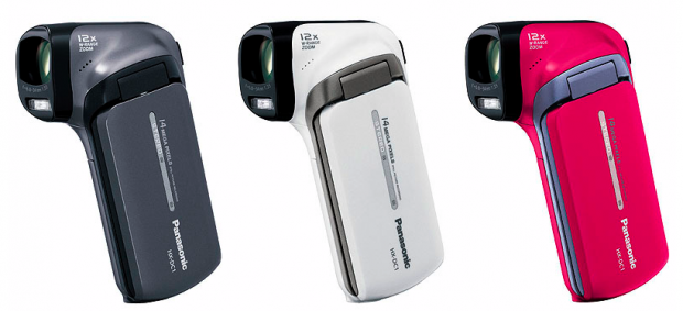 Новые камкордеры от Panasonic