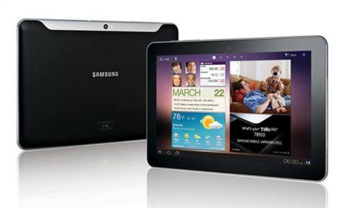 Стала известна дата выхода планшетника Samsung Galaxy Tab 10.1