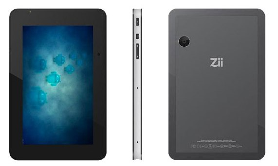 ZiiLabs Jaguar – новый Android-планшетник