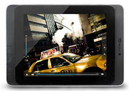 Android-планшетник от BeBook поступит в продажу уже этим летом