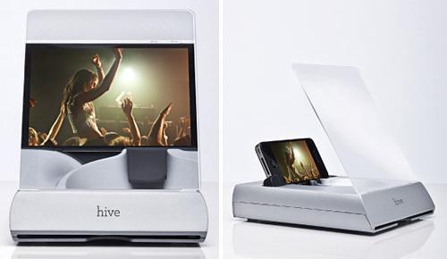 Док станция Hive – лучше звук и изображение, никаких проводов