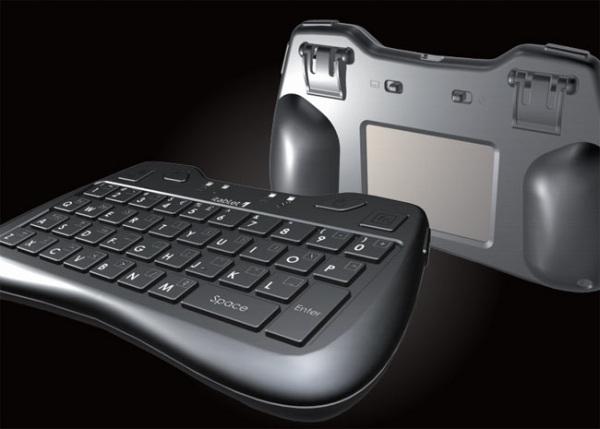 iTablet - мини-клавиатура для планшетников