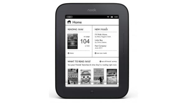 Barnes & Noble анонсировали пополнение в линейке Nook